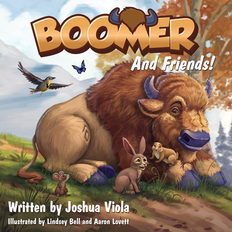 Cover Boomer